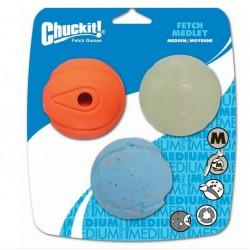 Fetch Medley balles ChuckIt
