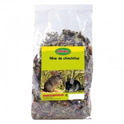 Rêve de chinchillas 75g Bubimex