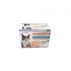 Bubinature Multipack 6 X 70g