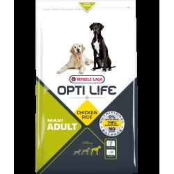 Opti life Adult Maxi Versele Laga - croquettes pour chien de + de 25 kg - sac de 12.5 Kg