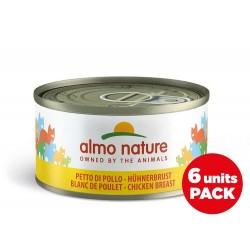 Boite Almo Nature pour chat Legend 6 X 70g