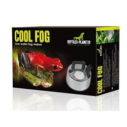 Brumisateur Cool fog Reptiles planet