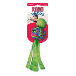 Kong Wubba Weaves Large - jouet pour chien