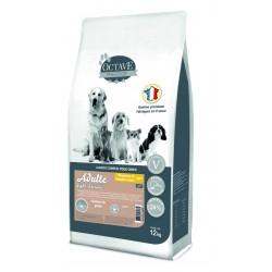 Croquettes chien Octave light/sterilisé 12Kg