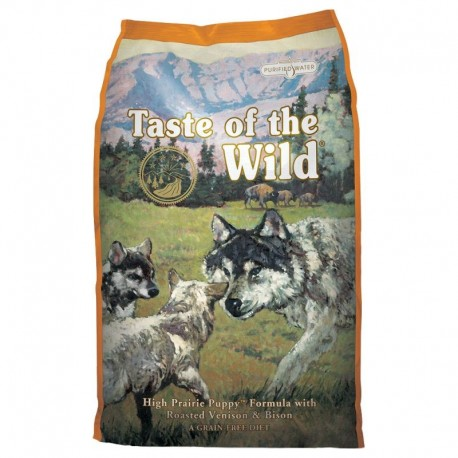 Taste of the Wild puppy High Prairie 13Kg
