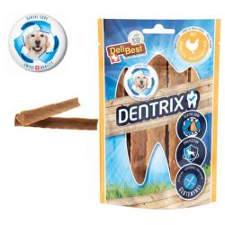 Dentrix friandise dentaire pour chien au poulet 70g Delipet