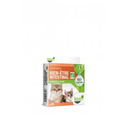 Hygiène intestinale bio chaton/chat 10 comprimés