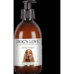 Shampoing naturel Dog's love 300ml