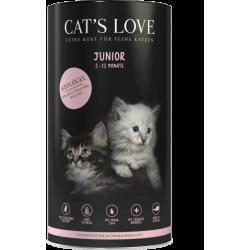 Cat's love Croquettes à la volaille pour chaton - 1 Kg