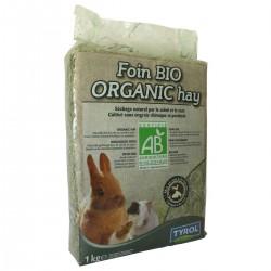 Tyrol Foin biologique AB 1Kg Tyrol