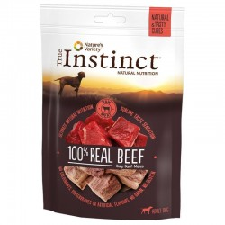 Tasty cubes beef 50g True instinct