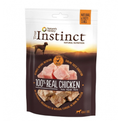 Tasty cubes chicken 50g True instinct