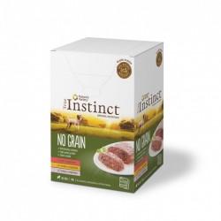 Multipack de pâtée pour chien mini 4 x 150g True Instinct
