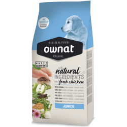 Ownat Classic dog junior 15 Kg