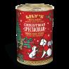 Recette à la dinde festin de Noël pour chien 400 g Lily's Kitchen