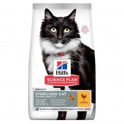 Hill's Science Plan Feline mature sterilised poulet 1.5 Kg