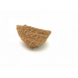 Fond de nid marron