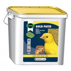Orlux Gold patée canaris 5 Kg