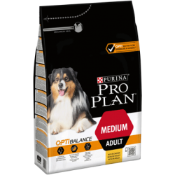 Pro plan Medium Adult poulet 3 Kg