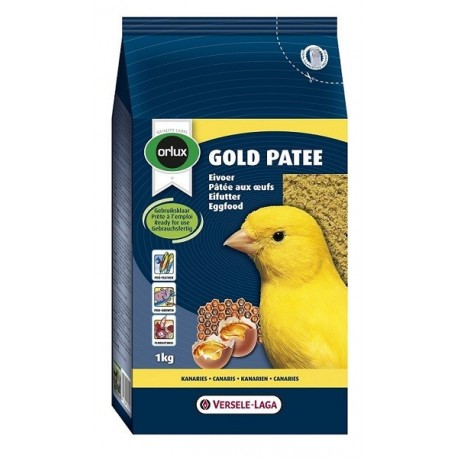 Orlux Gold patée canaris 1 Kg