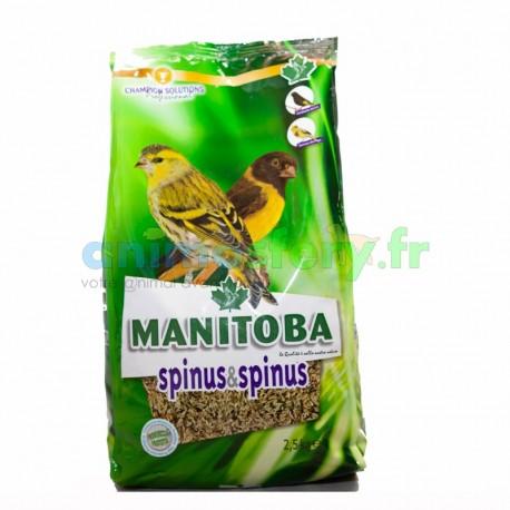 Manitoba Spinus&spinus 2.5 Kg