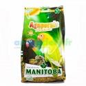 Manitoba Agapornis perruche 3Kg