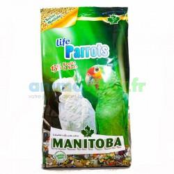 Mélange perroquet Parrot Life Manitoba 2Kg