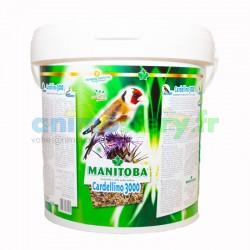 Manitoba Cardellino 3000 chardonneret 5 kg