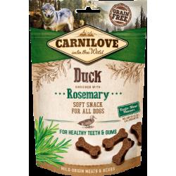 Carnilove soft snack au canard 200g