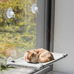 Trixie Lit pour fenêtre pour chat, 50 X 30 cm