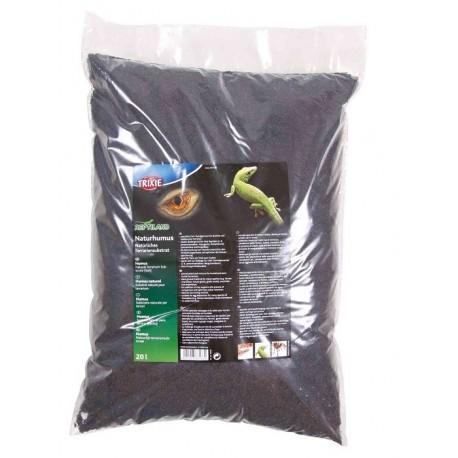 Trixie Substrat terrarium humus naturel 20 L Reptiland