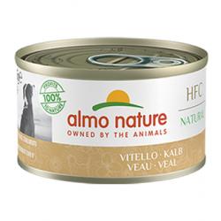 Almo Nature Boite pour chien au veau HFC 95g