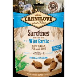 Carnilove soft snack à la sardine 200g