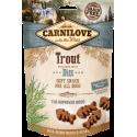 Carnilove soft snack à la truite 200g