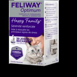 Feliway Optimum recharge 30 jours 48ml