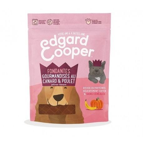 Edgar&Cooper Gourmandises pour chien canard et poulet 150g