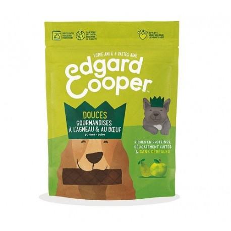 Edgar&Cooper Gourmandises pour chien agneau et boeuf 150g