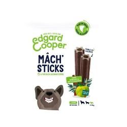 Edgar&Cooper Mâch'sticks pour chien pomme et eucalyptus petit chien 105g