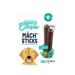 Edgar&Cooper Mâch'sticks fraise et menthe grand chien 240g