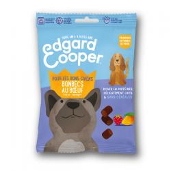 Edgar&Cooper Bonbecs pour chien boeuf 50g