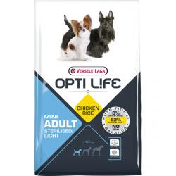 Opti life Adult Mini Light Versele Laga 7.5 Kg