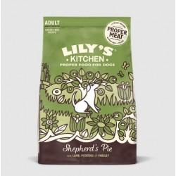 Lily's Kitchen agneau croquette sans céréale pour chien adulte 1 Kg