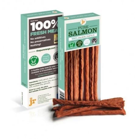 JRPets Sticks de saumon 50g