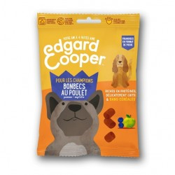 Edgar&Cooper Bonbecs pour chien poulet 50g