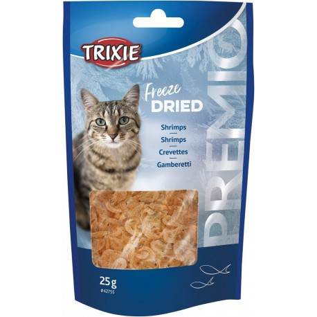 Trixie Premio Freeze Dried crevettes 25g