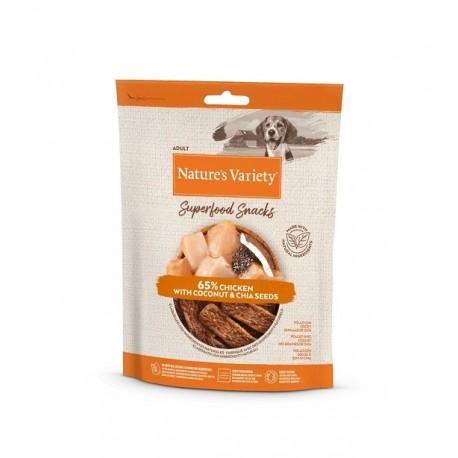Nature's Variety Superfood Snacks Chicken 85g